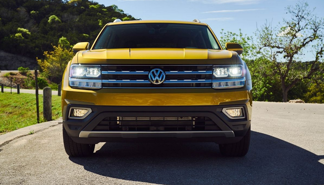 VW Atlas Towing Capacity >> 2018 Vw Atlas Towing Capacity Release Date Redesign