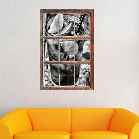 Home Loft Concept Cuba Libre Original Wall Sticker #cubalibre