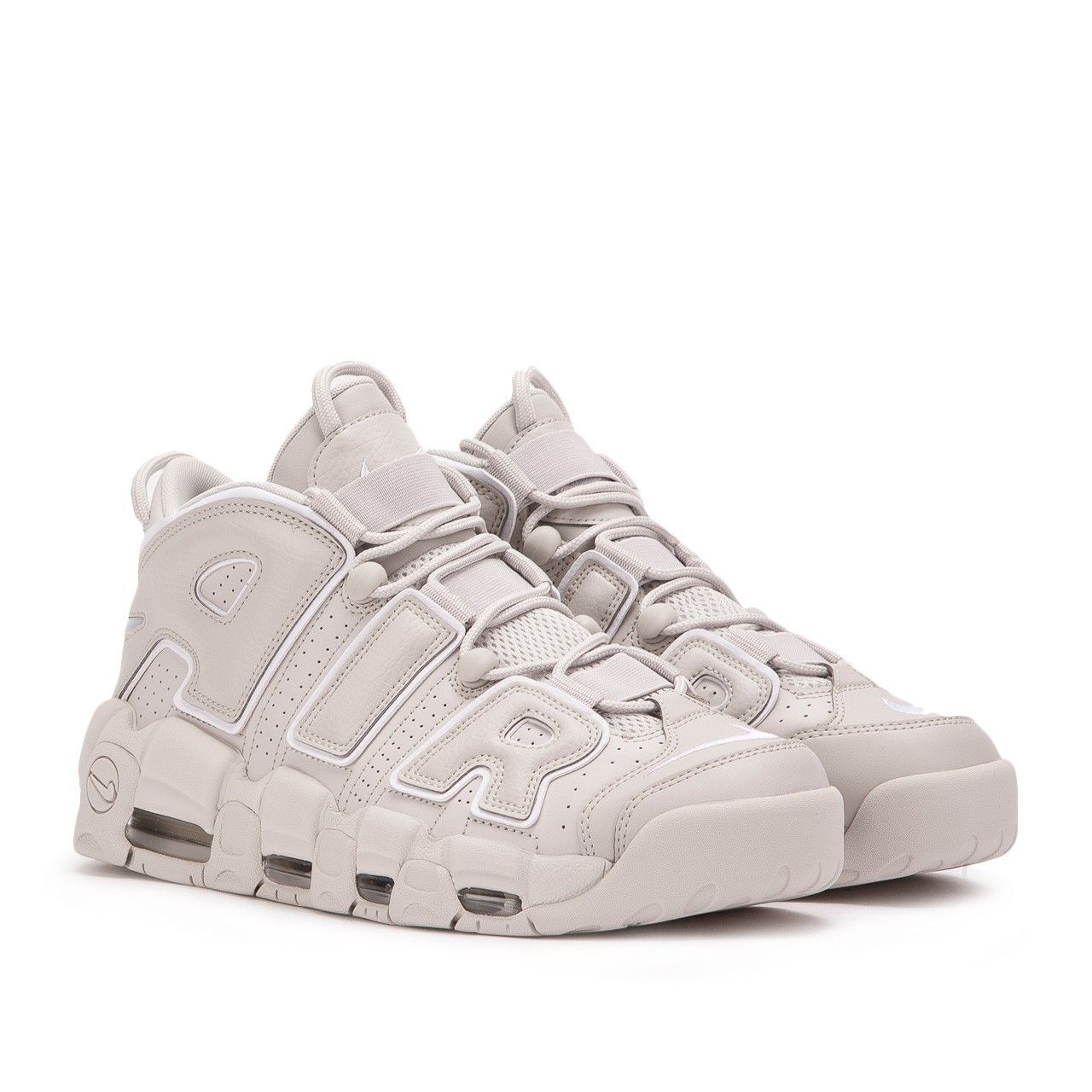 big sale 64f2f 0326d Nike Air More Uptempo 96 (Light Bone  White)