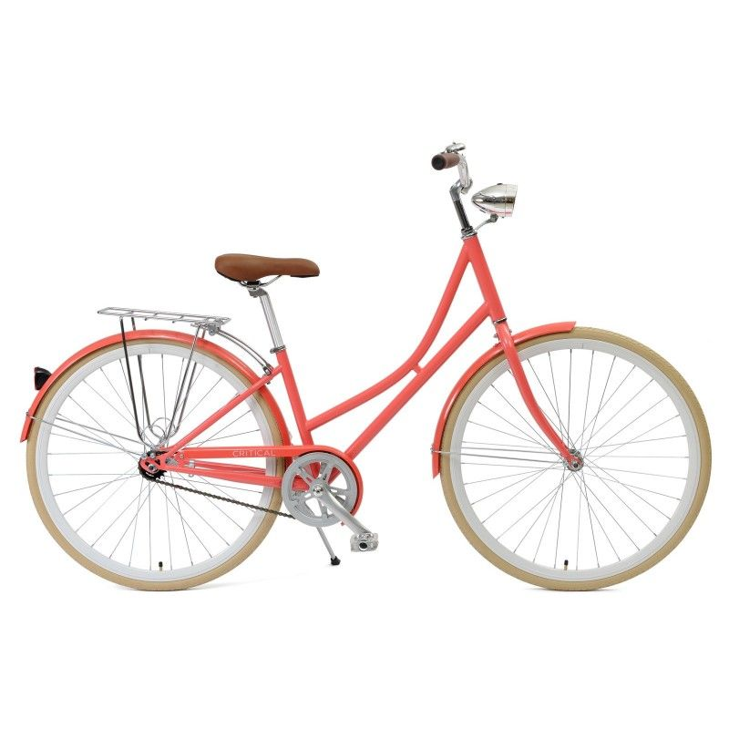 Coral Dutch Style 1 Speed City Bike ›› $249 | Hybrid bike
