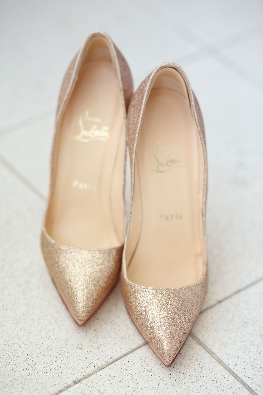 the latest 46dee cb999 My wedding shoes: Christian Louboutin Pigalle Plato 140mm in ...