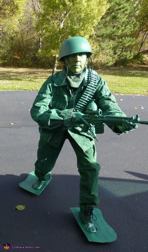 toy soldier 2013 halloween costume contest
