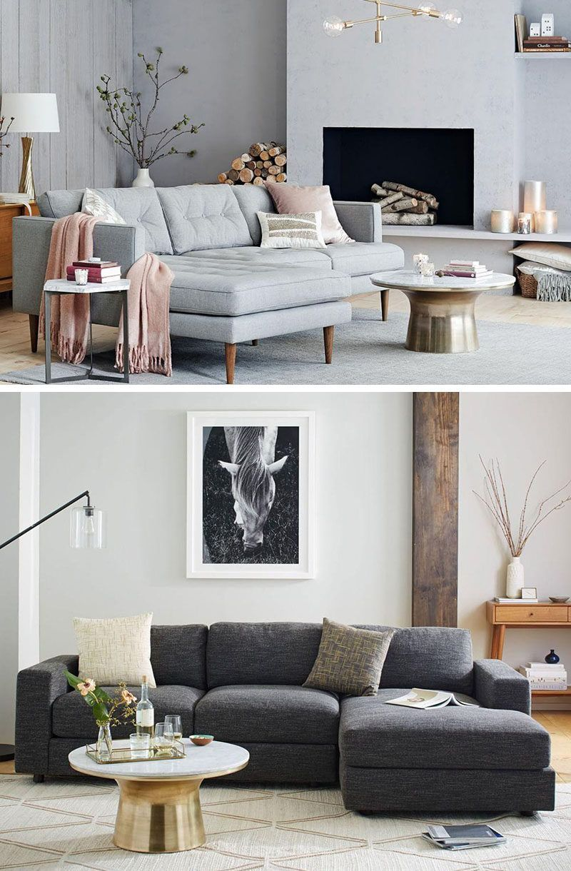 Furniture Ideas - Round Coffee Tables In Glass, Wood, Marble and ...