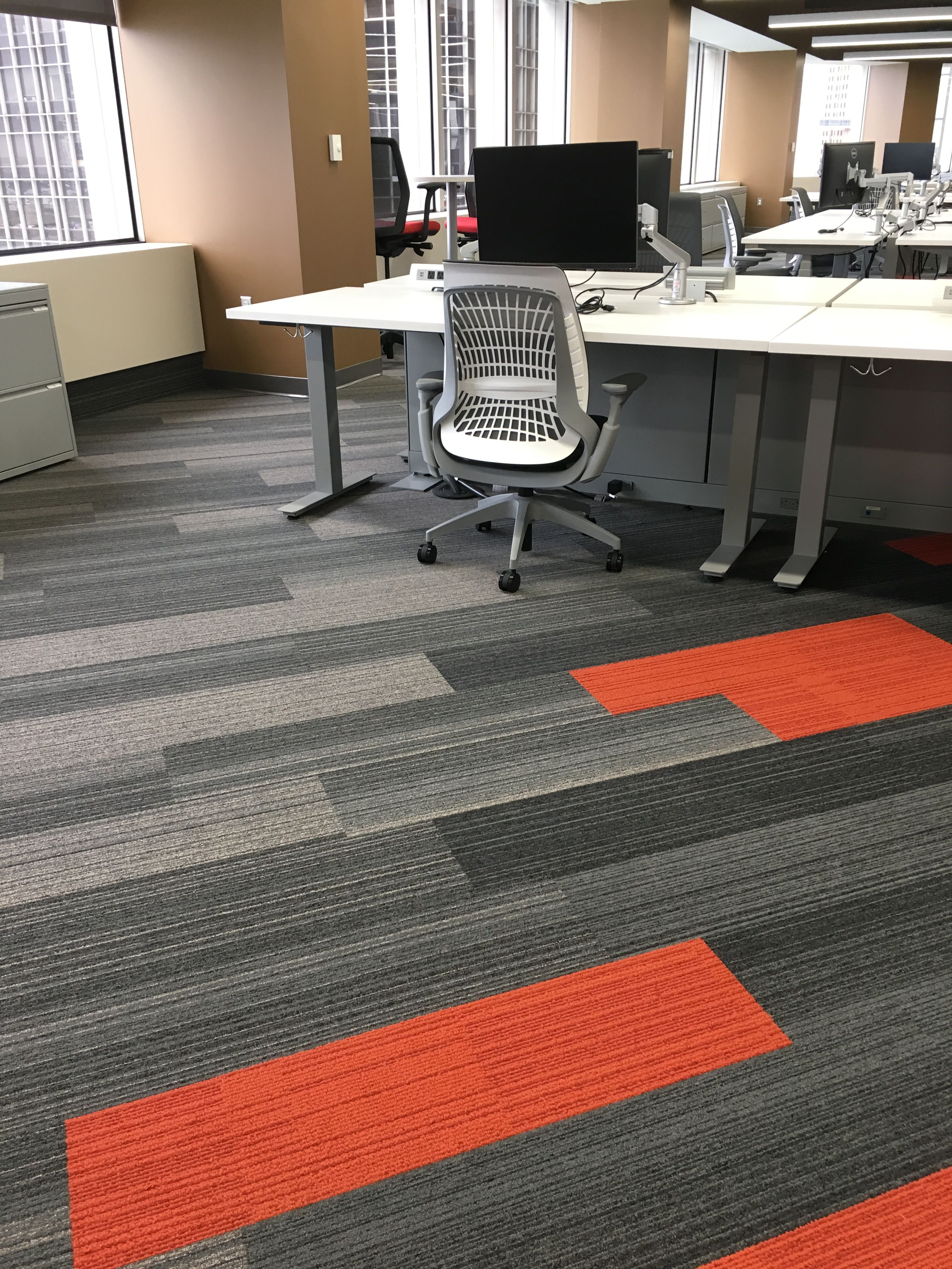 Interface Shiver Me Timbers Sycamore And Hickory Flooring Inspiration Modular Carpet Patterned Carpet