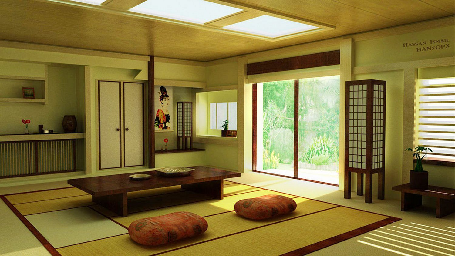 25 Simple Japanese Living Room Design Ideas That You Have To See