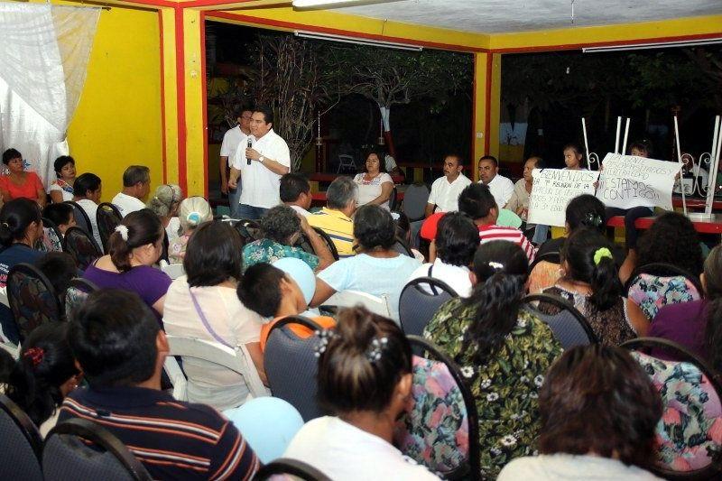 El PRI con lealtad va contodo en Tixkokob y el XIV distrito