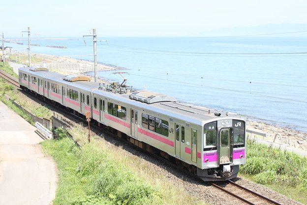 津軽線701系0番台 N13編成