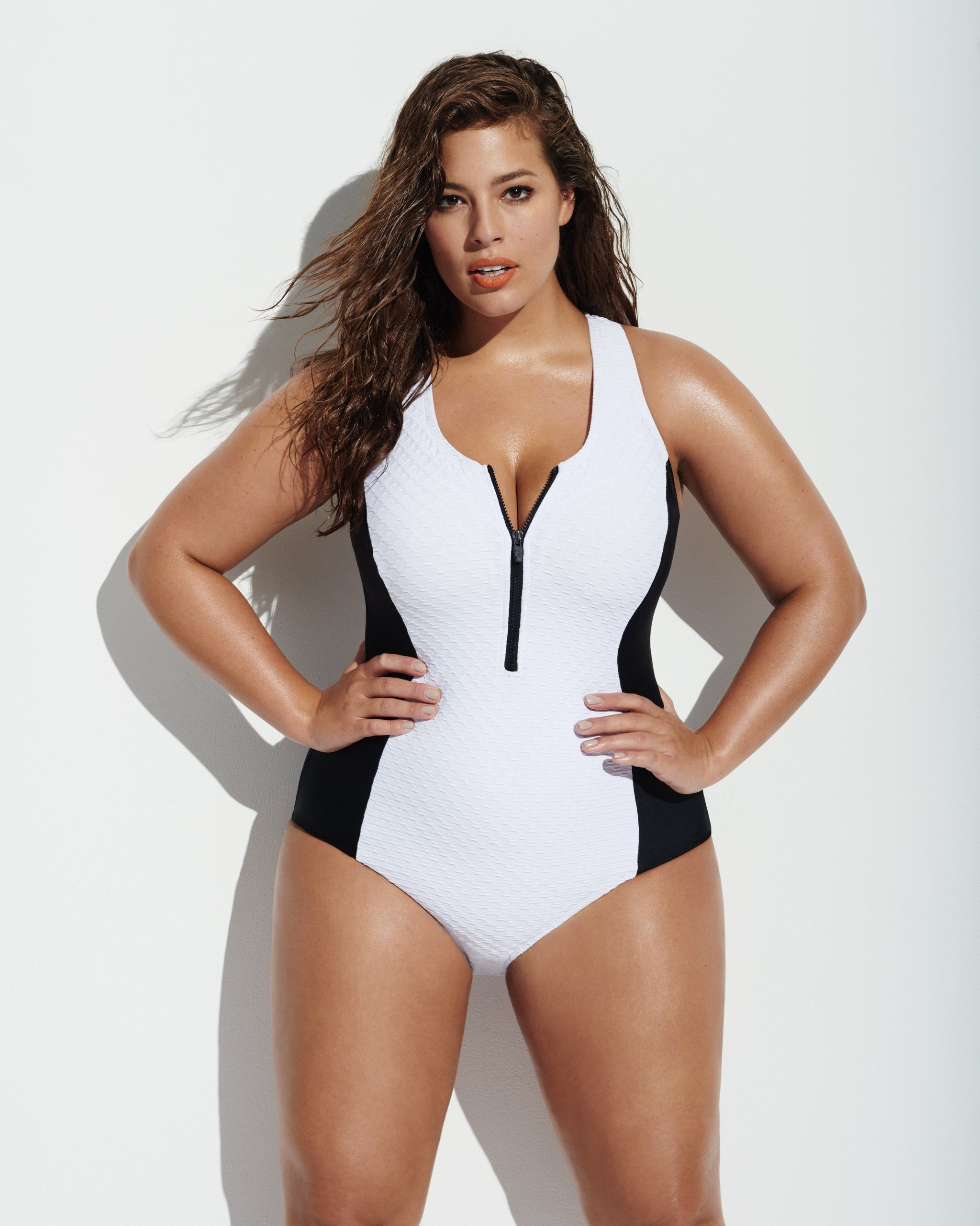Forever 21 Chooses Ashley Graham to Model Ridiculously ...