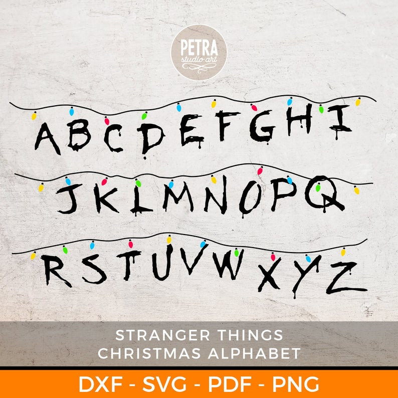 Pin on Stranger Things Birthday Party