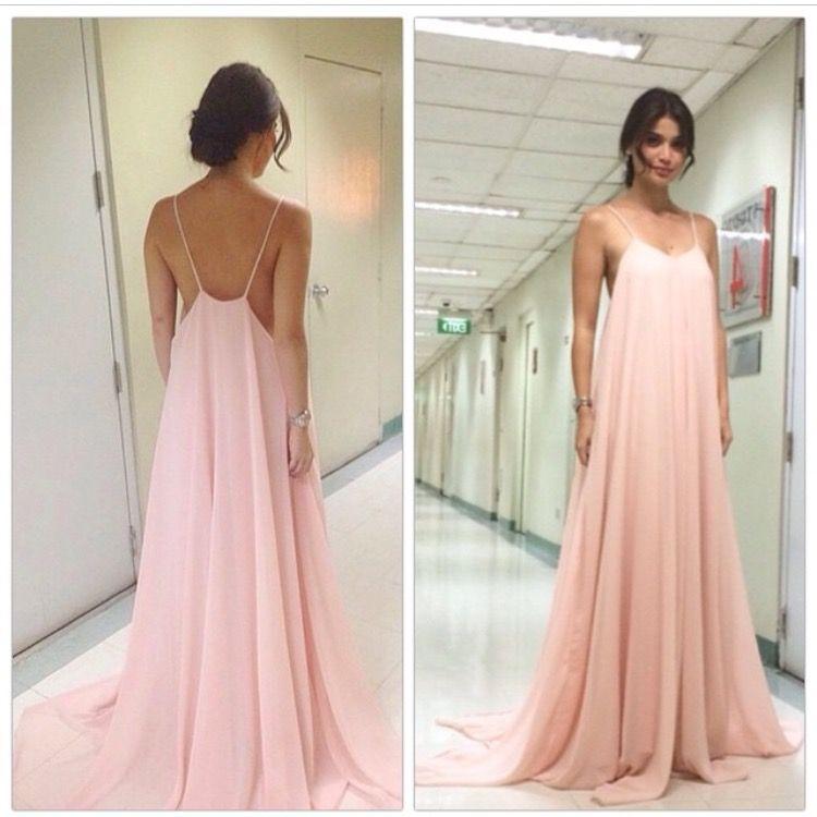 Pin by Iela Gaerlan on Formalwear | Pinterest | Gowns