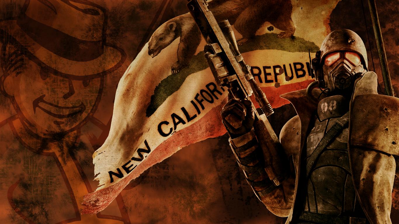Ncr Ranger Wallpaper Fallout New Vegas Fallout Ncr Ranger