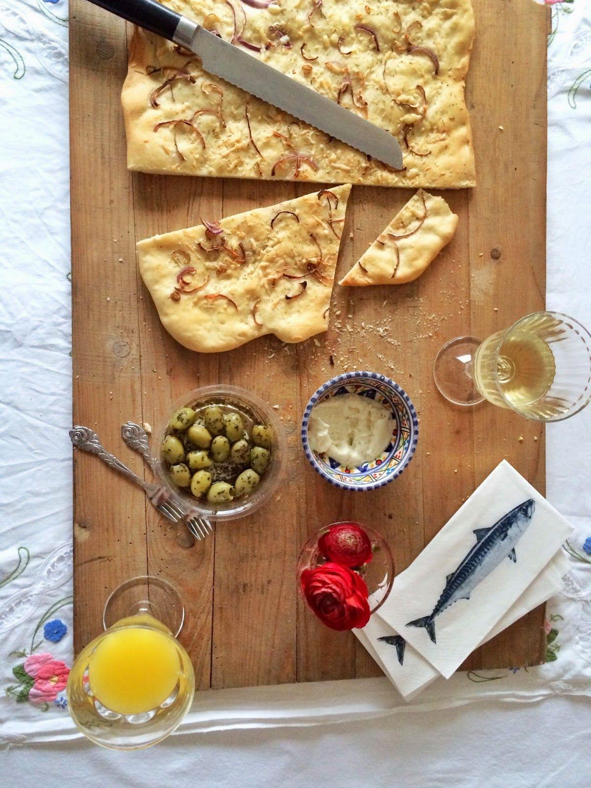 Focaccia From Uit Paulines Keuken Www Wimketolsma Nl Focaccia Voedsel Ideeen Eenvoudige Recepten