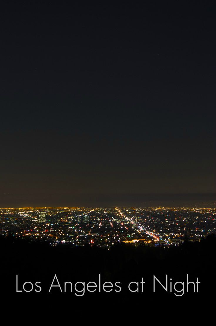 One Of The Best Things To Do In Los Angeles: Climb The Hills Of Griffith