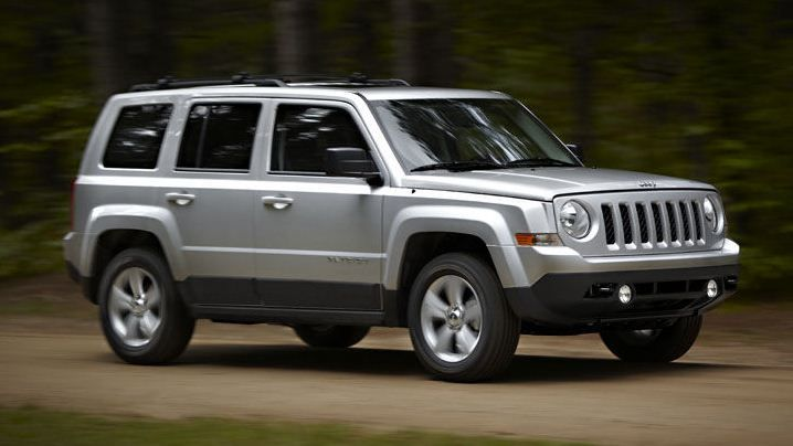Jeep S Lineup Of Rugged Off Road Vehicles Jeep Patriot Jeep