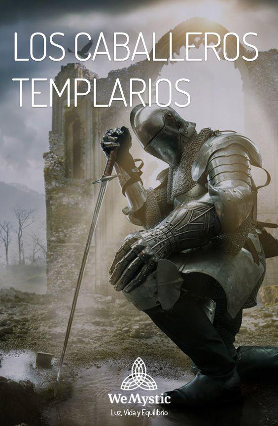 Caballeros Templarios Mucho Más Que Una Orden Militar Wemystic Caballeros Templarios Templarios Libros De Lenguaje Corporal