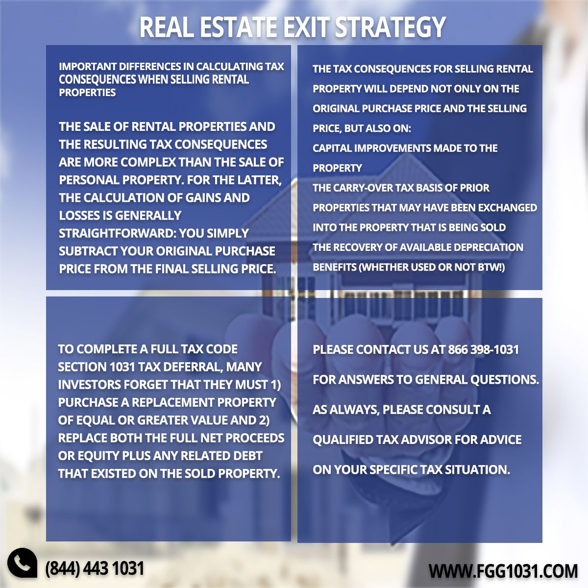 Real Estate Exit Strategy Know the Different Options