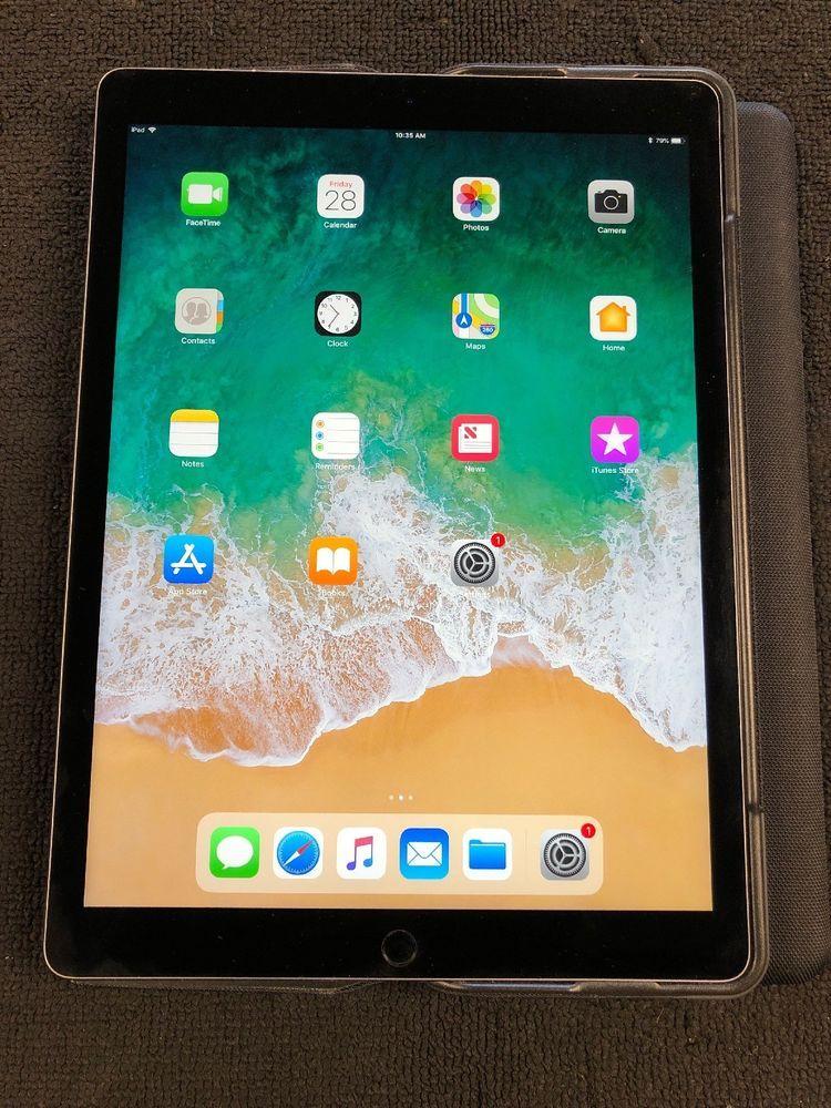 Apple ipad pro 2nd gen 64gb wifi cellular unlocked 12