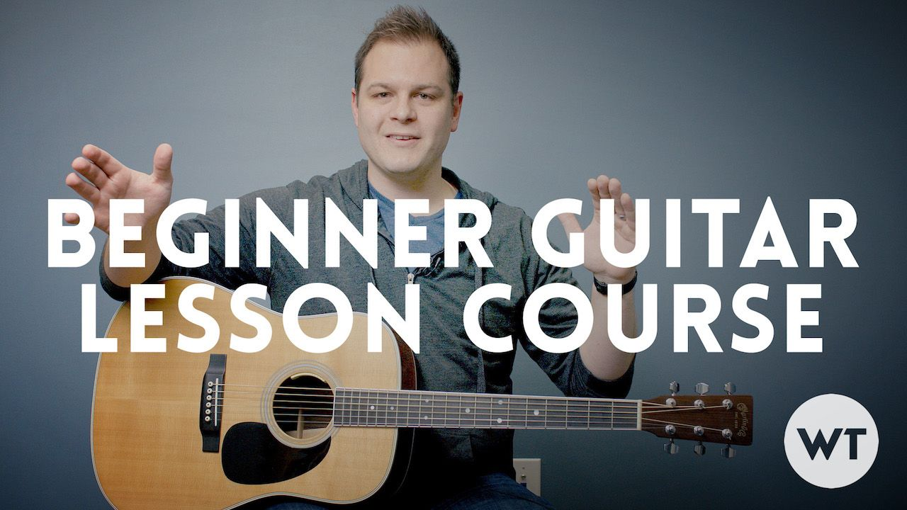 In this lesson series, you will learn to play the guitar. Whether you have never picked up a guitar or you know a few chords and songs, this course will take you from having never held a guitar to play full songs. We will focus on basic guitar setup and knowledge, learning chords, rhythm and …