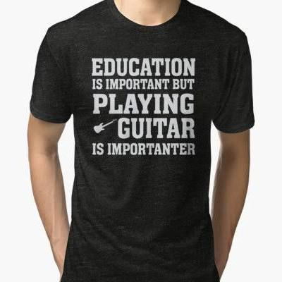 guitar t shirt funny