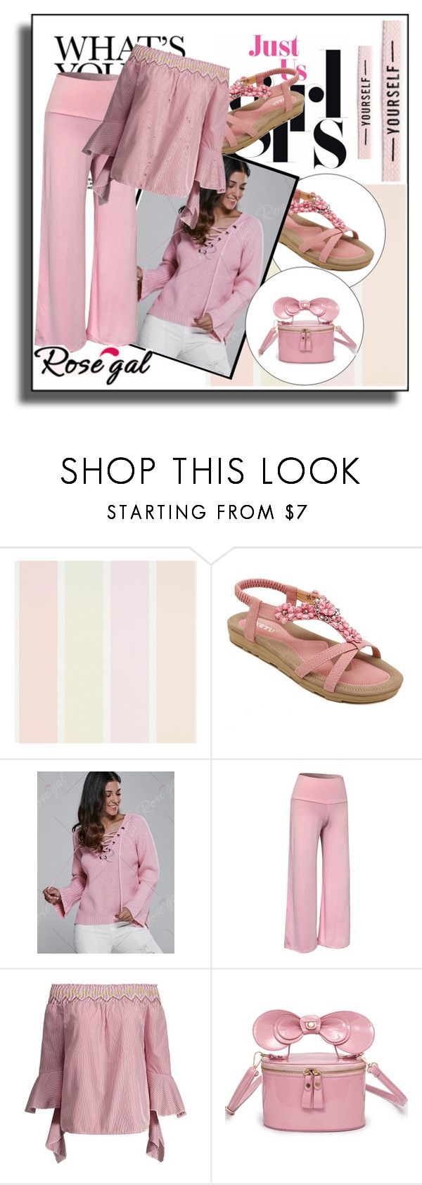 """rosegal.com 36"" by sana-97 ❤ liked on Polyvore"