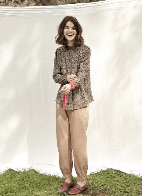 GAUCHO PANTS - This is the product that started the whole GAUCHO SUR spark.  The
