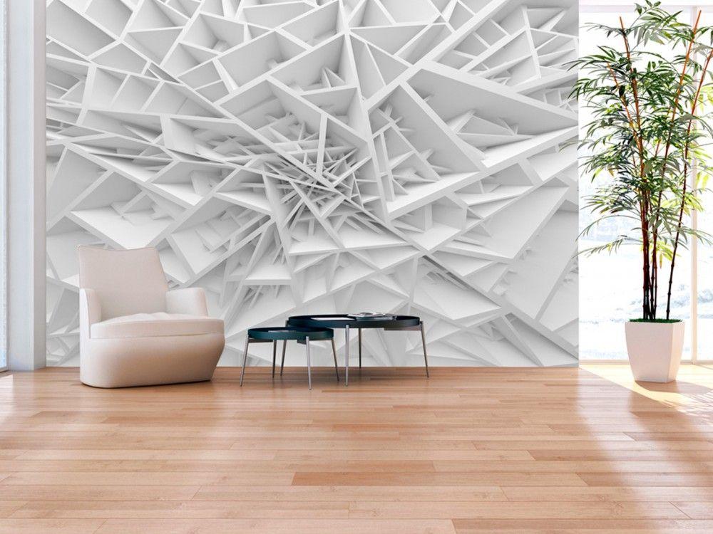 Afficher l 39 image d 39 origine papier peint moderne papier for Carta parete adesiva