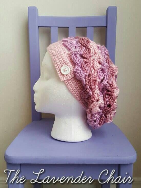 Sally\'s Slouchy Beanie Crochet Pattern | Gorros, Gorro tejido y ...