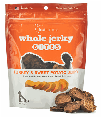 Fruitables Turkey & Sweet Potato Jerky Sweet potatoes