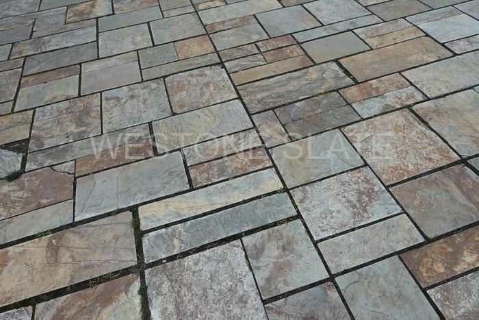 Paving Slate Tiles In China