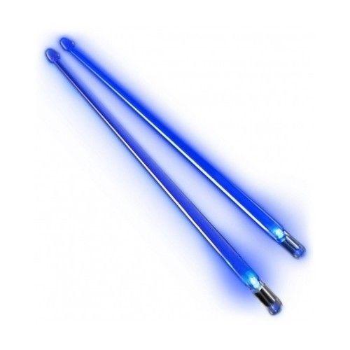 Firestix Light Up Drumsticks Drum Sticks Blue Glow Led Lighting Stix Bright Light Up Drumsticks Stick Lights Drumsticks