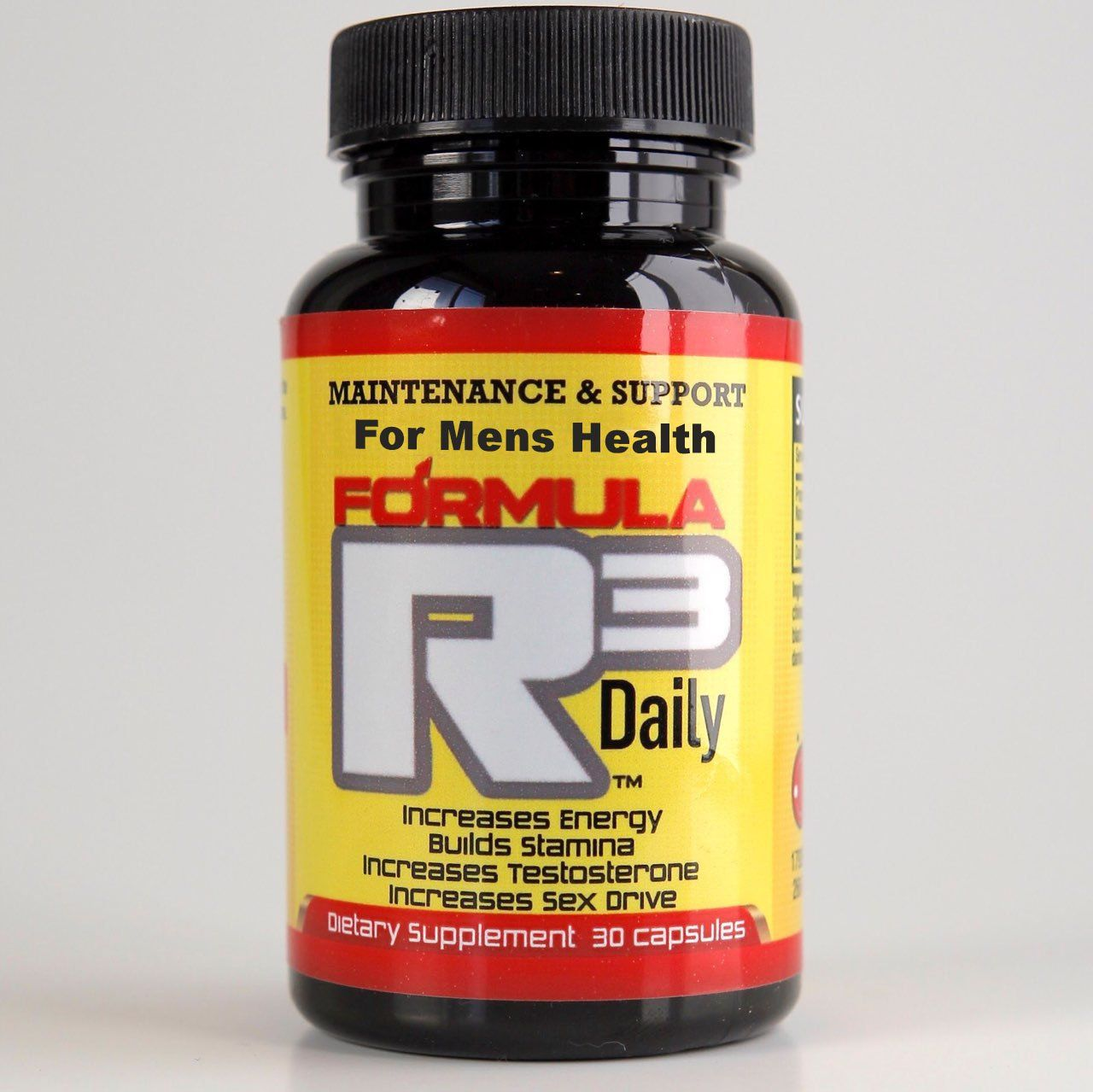 Formula R3 Daily Men S Health Supplement Male Enhancement