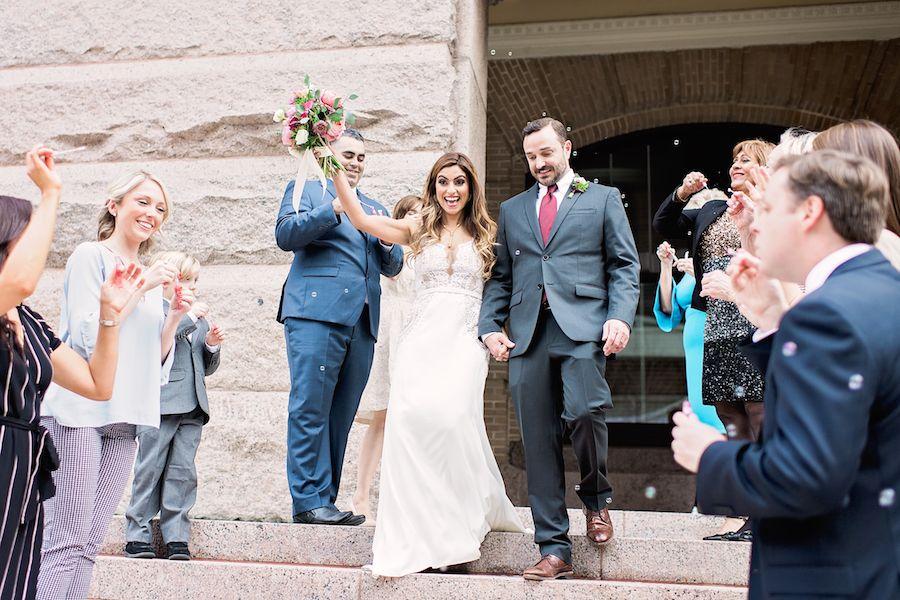 Ida + Thomas Courthouse wedding, Courthouse wedding