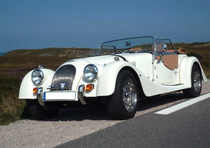 This thread is for pictures of the various traditional Morgan models ...