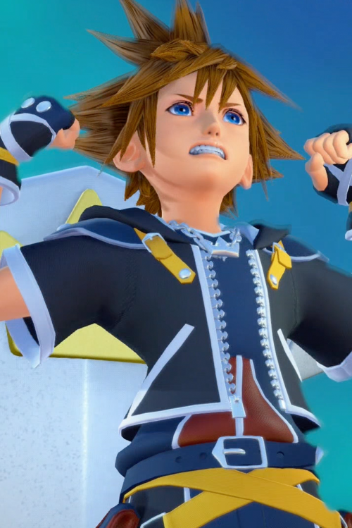 Sora Why Hasn T Kingdom Hearts 3 Come Out Yet I M Not Gonna Have This Baby Face Forever Ya Know Riku Kingdom Hearts Sora Kingdom Hearts Kingdom Hearts Ii