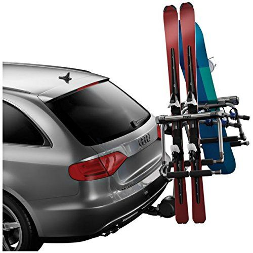 Thule 9033 Ski Rack My Parts Toyota Ski Rack Snowboard Racks