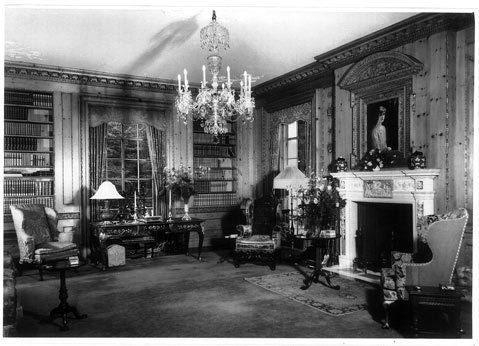 1920's california mansions interior - Google Search