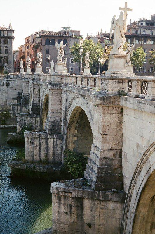 Sant' Angelo Bridge - Rome