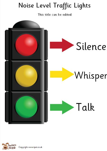 Teacher S Pet Editable Traffic Light Noise Posters Free Clroom Display Resource Eyfs Ks1 Ks2 Lights