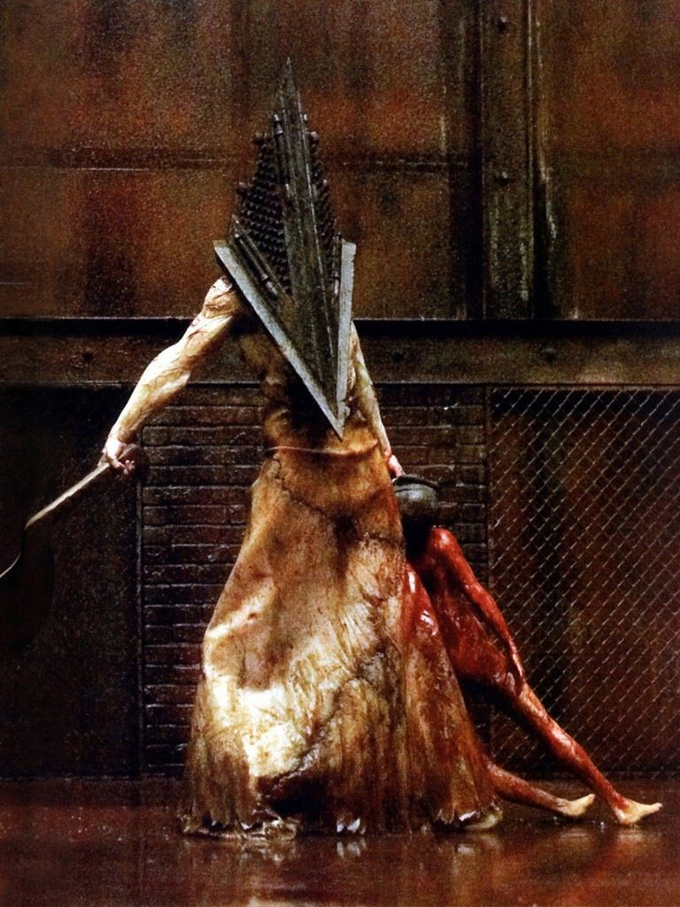 Pyramid Head From A Favorite Movie Silent Hill Silent Hill Silent Hill 2006 Silent Hill Film