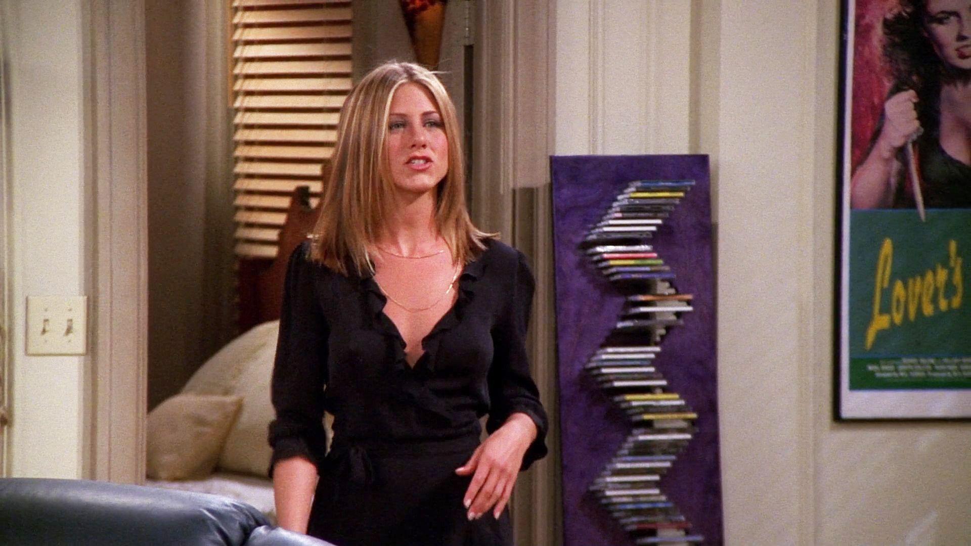 Season 8 Rachel S Date Rachel Green Outfits Rachel Green Style Fashion [ 1080 x 1920 Pixel ]