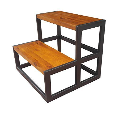 Design 59 Inc Acacia Hardwood Step Stool Bed Steps Pl Https