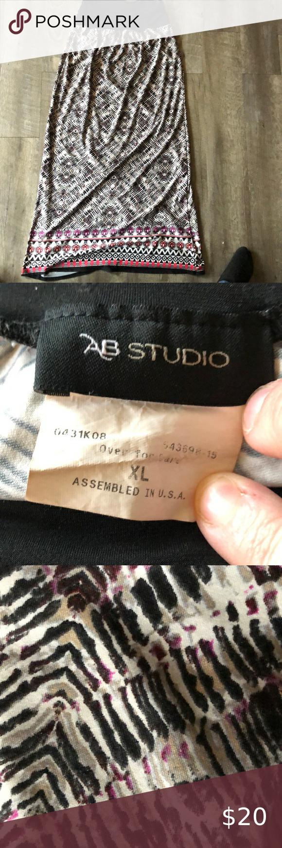 Full length skirt Skirt AB Studio Skirts A-Line or Full #myposhpicks