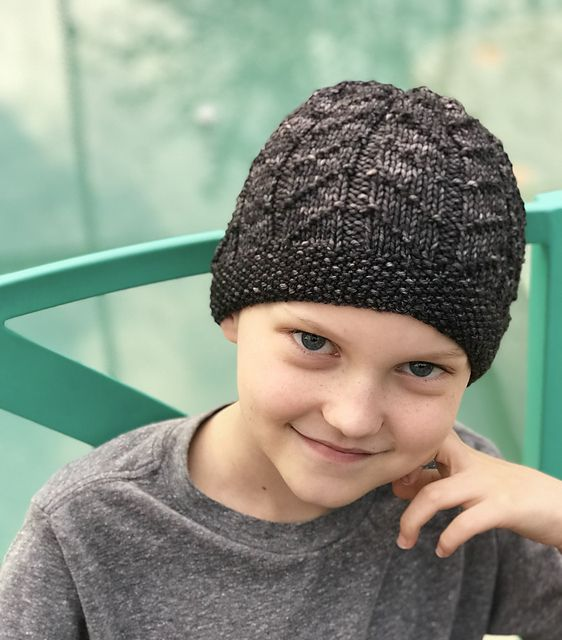 The Tavern Hat is the perfect accessory to don when the temperature drops. A simple pattern, easy to knit, and easy to memorize that works for both kids or adults, men and women. For a perfect set, check out the matching Tavern Scarf!