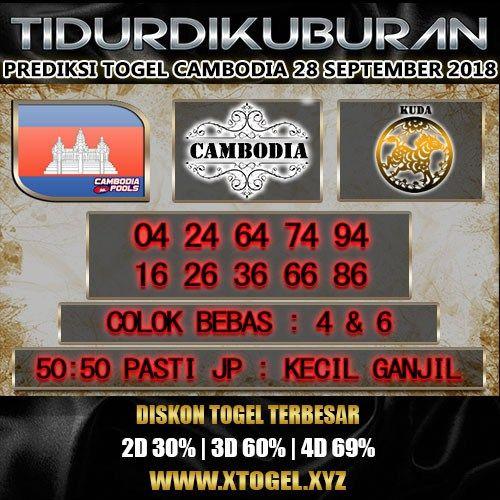 Prediksi Cambodia Jumat 28 September 2018, Prediksi Cambodia Jumat, Prediksi Cambodia, Prediksi ...