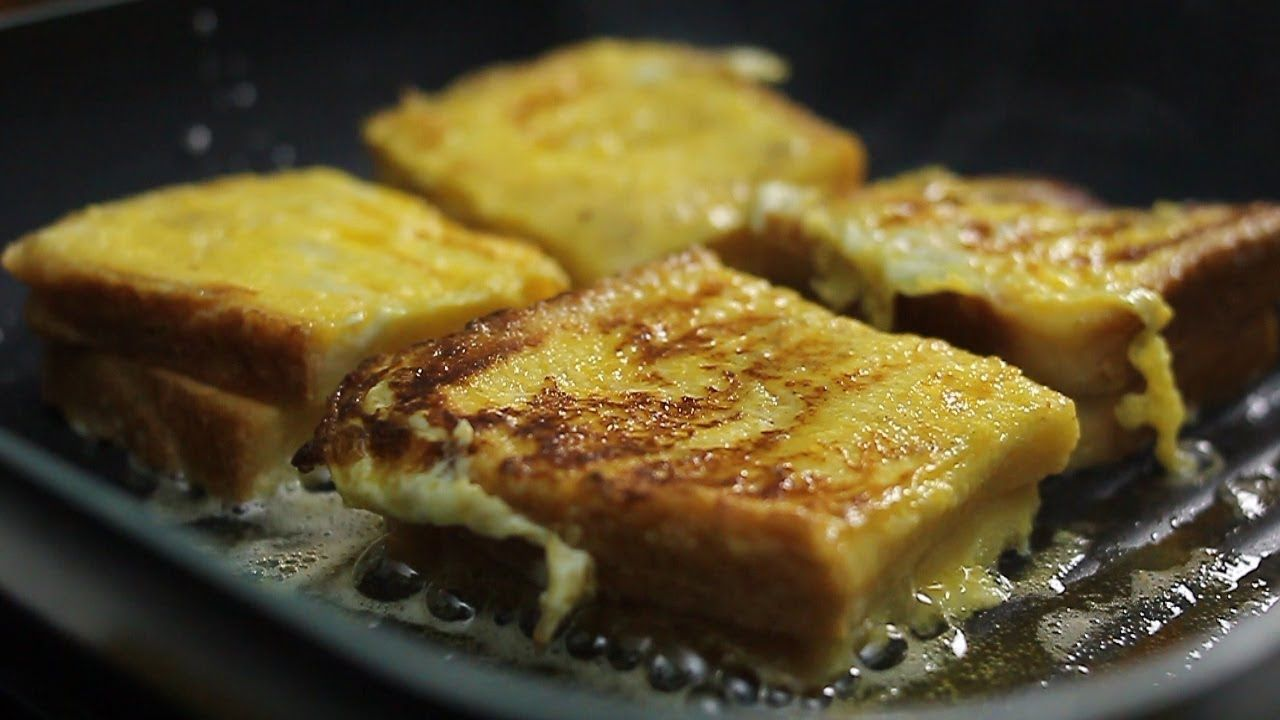 Resep Cheese French Toast Cocok Buat Sarapan Pagi Youtube Toast French Toast Breakfast
