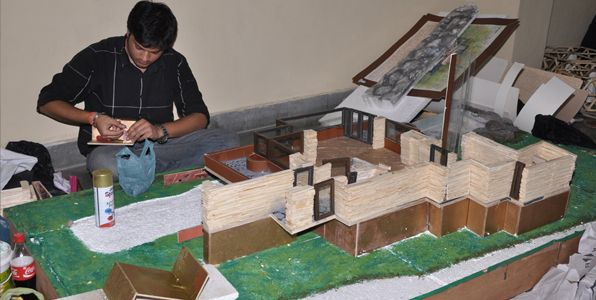 in top 10 colleges of architecture the course and the preparation