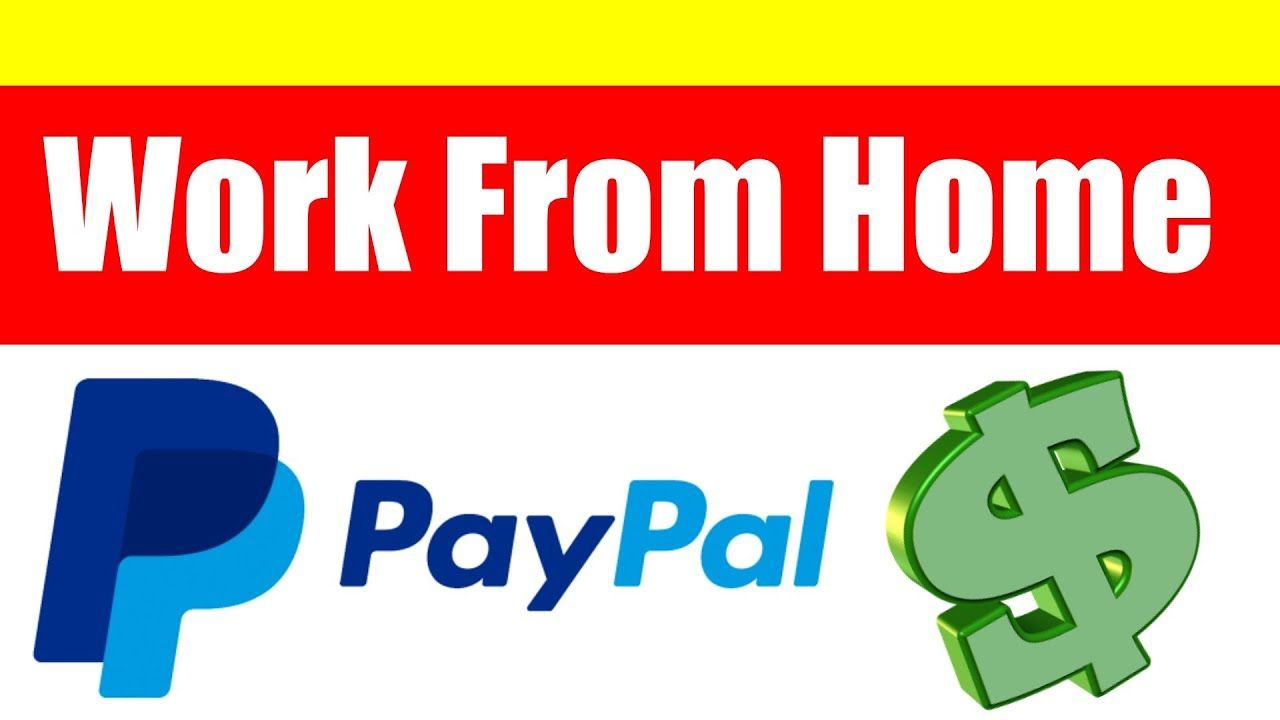 New Work From Home Jobs That Pay Through Paypal Apply To This Work Fro Work From Home Jobs Working From Home Home Jobs