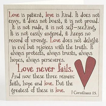 The true definition of love  1 Corinthians 13:4-8 | Quotes