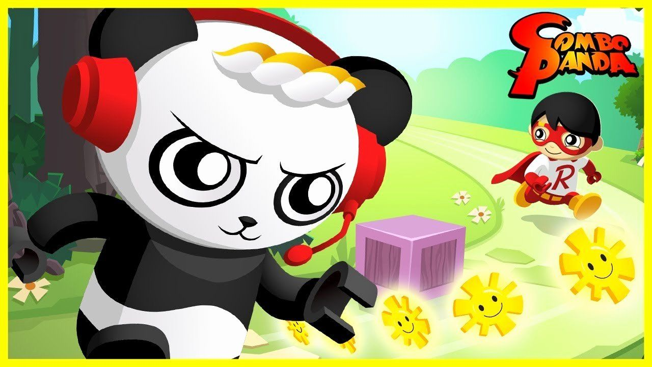 Combo Panda Coloring Page Best Of Tag With Ryan Brand New Red Titan Game Let S Play With In 2020 Panda Coloring Pages Bunny Coloring Pages Panda Birthday