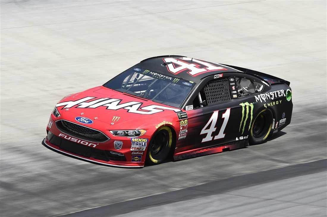 Starting Lineup For Food City 500 Kurt Busch Ford Fusion
